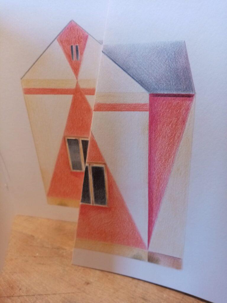 Libri d'artista – Un giorno una casa